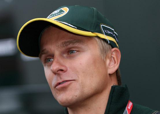 """Kovalainen: """"Penso che si possa essere contenti della performance di oggi"""""""