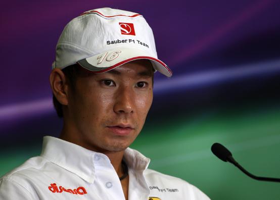 Kamui Kobayashi si aspetta una buona gara a Spa