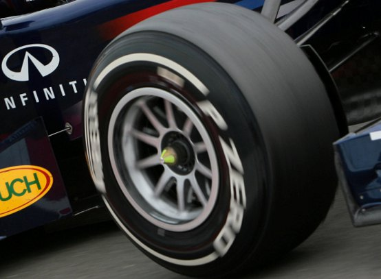 Pirelli è pronta per Spa-Francorchamps