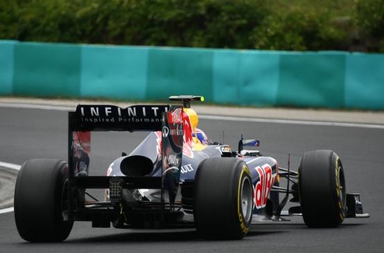 La Red Bull proverà un nuovo diffusore a Spa