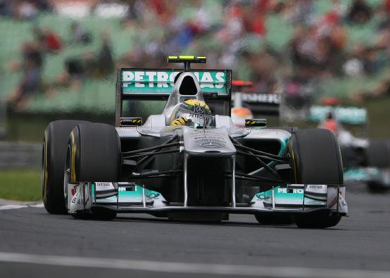 """Rosberg: """"Spa è uno dei miei circuiti preferiti ed é adatto alla nostra macchina"""""""