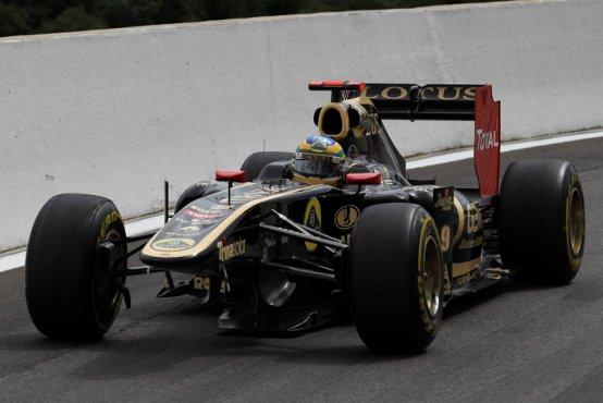 """Renault, Bruno Senna: """"Un errore di valutazione alla prima curva"""""""