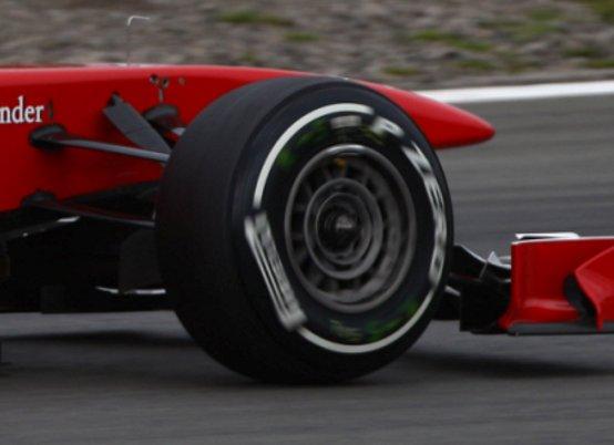 Pirelli: Lo smaltimento ecologico degli pneumatici di Formula Uno