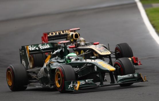 Team Lotus, il nome in F1 non cambia per ora