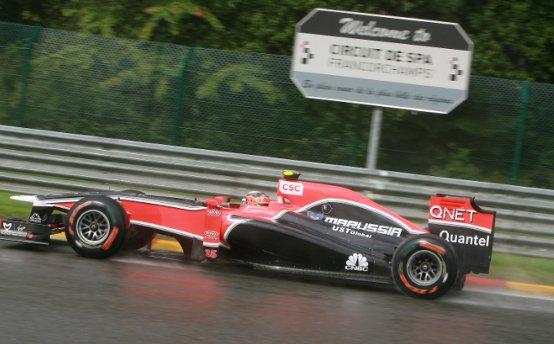 Gli Stewards autorizzano D'Ambrosio, Liuzzi e Ricciardo a prendere il via del GP del Belgio