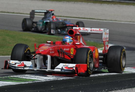 """Alonso: """"Ferrari, sempre emozionante il podio di Monza"""""""