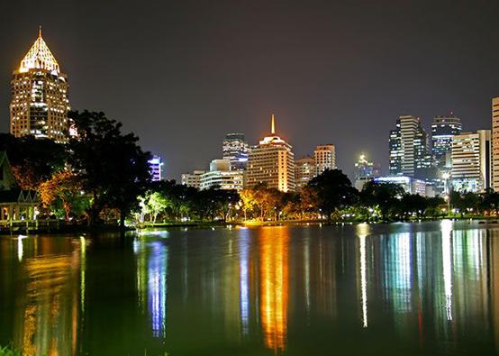 La Thailandia vorrebbe ospitare un Gran Premio di F1