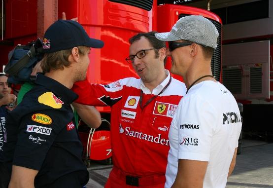 """Berger: """"Domenicali si sbaglia sulle qualità di Vettel"""""""