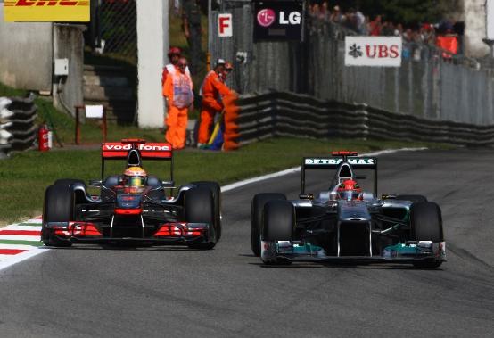 """Daly: """"Schumacher ha ostacolato Hamilton, andava penalizzato"""""""