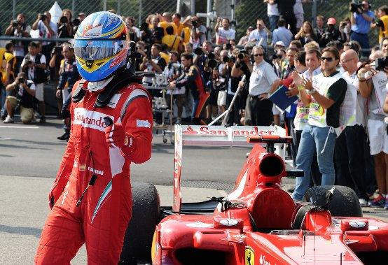Ferrari: Alonso che partenza! Massa che sfortuna!