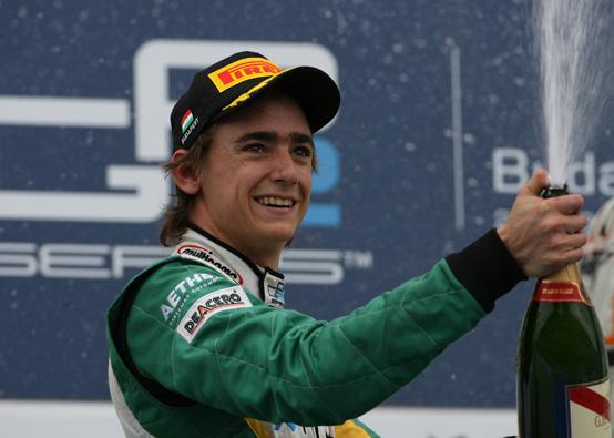 Esteban Gutierrez proverà una Sauber C30 a Vairano
