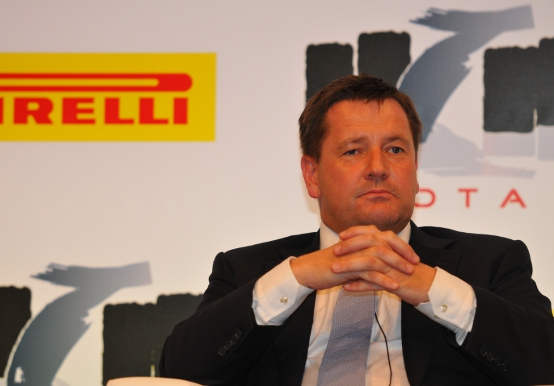 Pirelli, meno test privati nel 2012