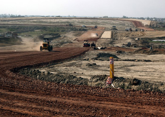Secondo il quotidiano spagnolo Marca, i lavori nel circuito in India sarebbero molto indietro