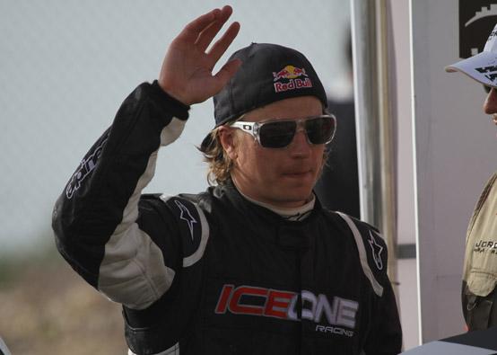 Kimi Raikkonen avrebbe visitato gli stabilimenti della Williams a Grove
