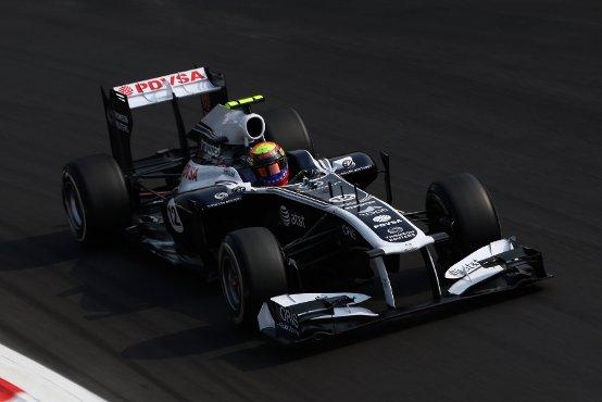 La Williams spera di migliorare in questo finale di stagione grazie a nuovi aggiornamenti
