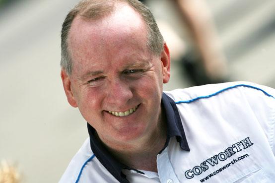 Mark Gallagher ha lasciato la Cosworth