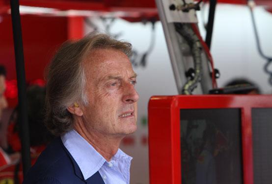 """Montezemolo: """"La Ferrari non ha bisogno di Newey per tornare al vertice"""""""