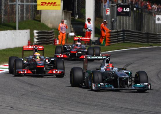"""Schumacher: """"Sono abituato alle critiche degli altri"""""""