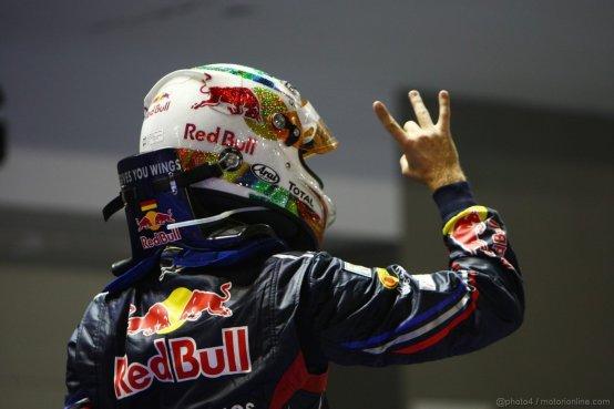 F1: Pagelle del Gran Premio di Singapore