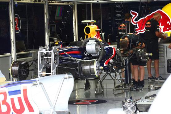 """Red Bull, la FIA annulla una delle violazioni del """"coprifuoco"""""""