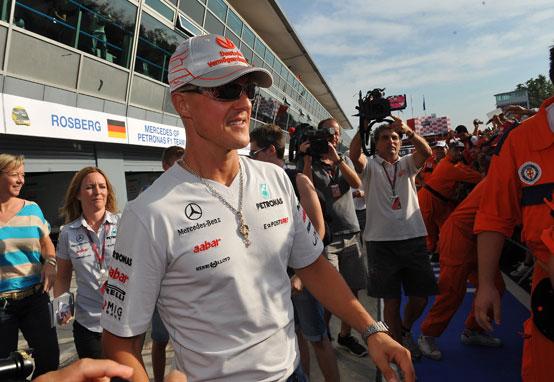 Mercedes: Schumacher non si aspetta miracoli a Monza