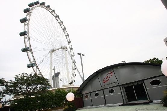 GP Singapore, Prove Libere 1 in ritardo per problemi sul tracciato