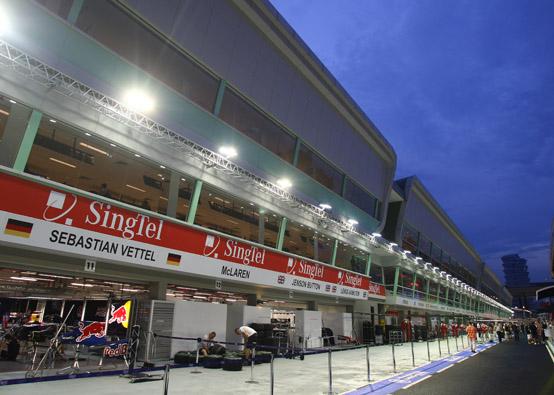 E' fuori discussione una cancellazione del Gran Premio di Singapore