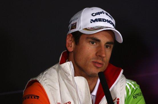 Sutil e Hulkenberg si contendono il posto alla Force India per il 2012