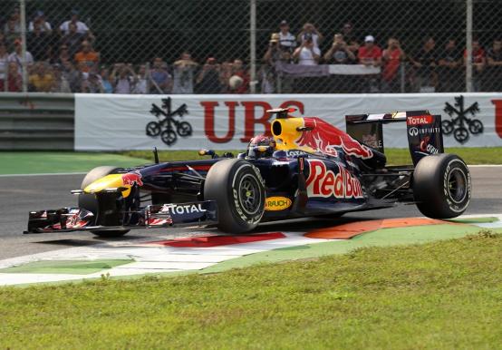 Red Bull: rapporti del cambio corti per Vettel. Azzardo vincente?