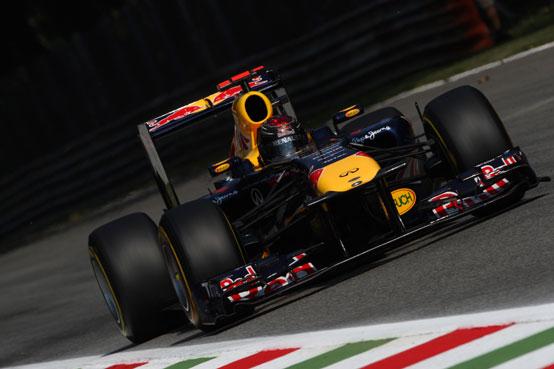 GP Italia, Prove Libere 3: Vettel e Webber davanti a Massa