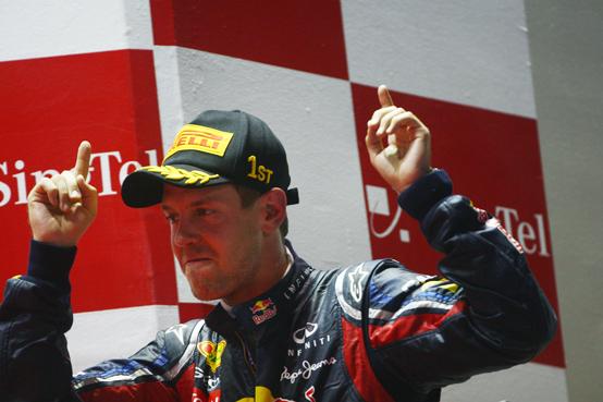 Mateschitz pronto a celebrare il secondo titolo di Vettel