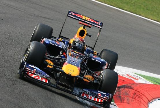 GP Italia: Vettel in pole davanti alle McLaren, poi Alonso