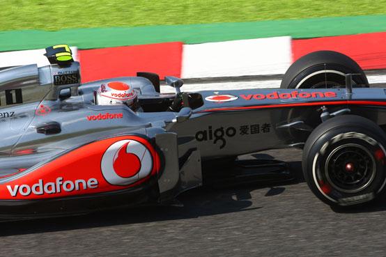GP Giappone, Prove Libere 2: Button davanti ad Alonso