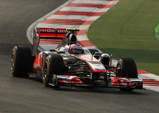 """Button: """"Non avevo ritmo per andare a prendere Vettel"""""""