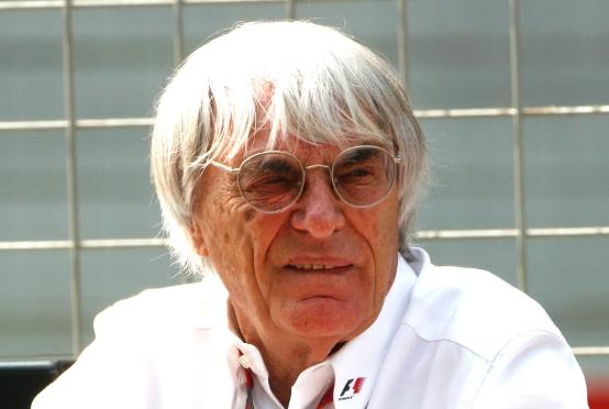 """F1, Bernie Ecclestone: """"Questo primo Gran Premio in India è stato un successo"""""""