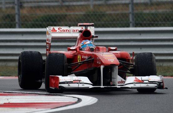 Ferrari: Una giornata complicata in Corea a causa delle condizioni meteo