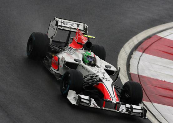 """Liuzzi: """"Le curve lente erano la parte peggiore del circuito"""""""