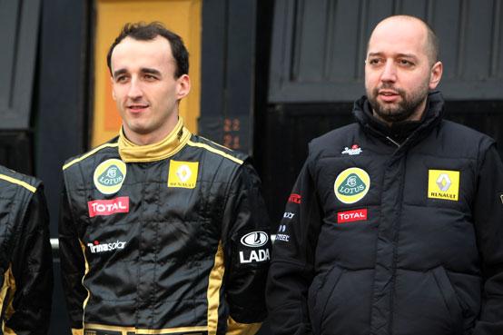 """Ceccarelli: """"A Kubica mancano ancora diversi mesi per il recupero"""""""