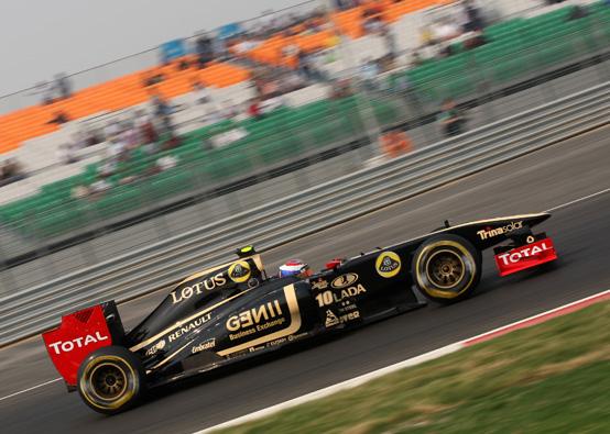 Renault: entrambi i piloti sono soddisfatti delle prove libere in India