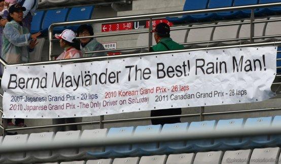 Le 10 Pillole del Gran Premio della Corea 2011