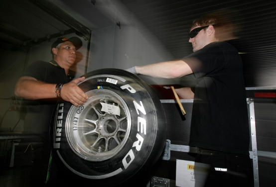 """Pirelli, Paul Hembery: """"Il disegno del tracciato del Buddh rappresenta una prova interessante per i nostri pneumatici"""""""
