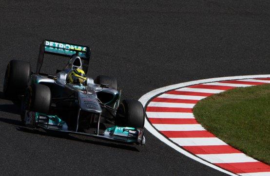 GP Giappone, Rosberg e Liuzzi: Via libera dai commissari per la gara