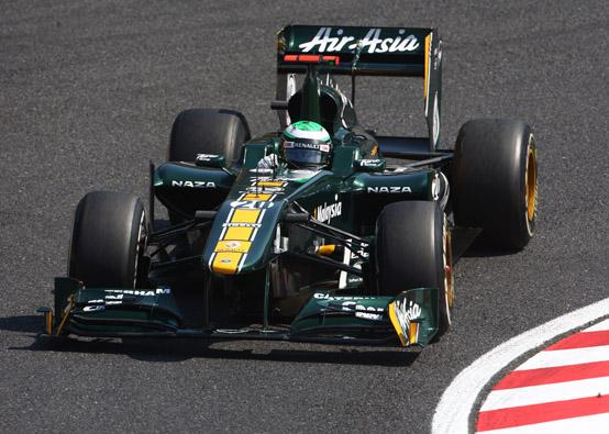 """Team Lotus, Kovalainen: """"Che gara per il team!"""""""