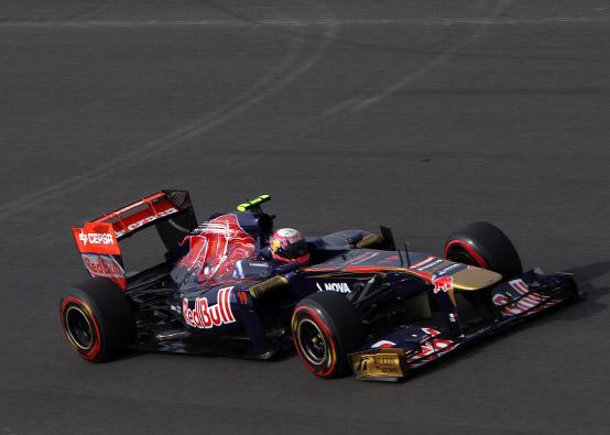 Toro Rosso: ottimo risultato per Alguersuari e Buemi, arrivati in settima e nona posizione in Corea