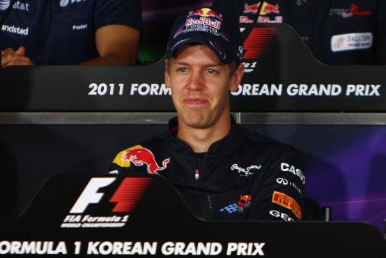 """Sebastian Vettel non si aggiudica il titolo di """"pilota dell'anno"""" dell'ADAC"""