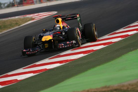 GP India, Prove Libere 3: Vettel precede Button e Webber