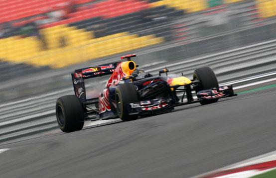 GP Corea, nessuna penalità per Vettel per il taglio di chicane