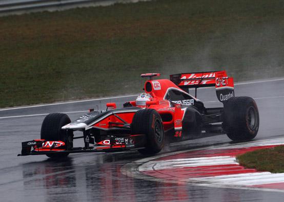"""Glock: """"Malgrado la pioggia, abbiamo provato qualcosa per la macchina del 2012"""""""