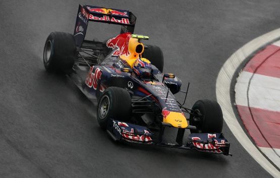 """Red Bull, Webber: """"Non è stato un venerdi di prove libere particolarmente emozionante"""""""