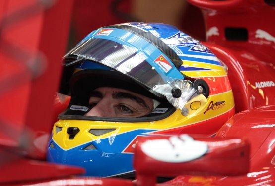 """Ferrari, Alonso: """"Un vero peccato l'uscita di pista alla curva 1"""""""